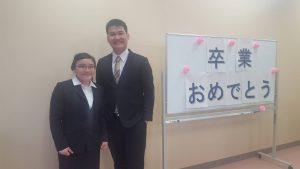 【18期生】JASSO卒業式5
