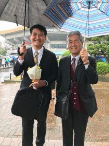 【18期生ジョヴァンディ】理科大入学式170409c